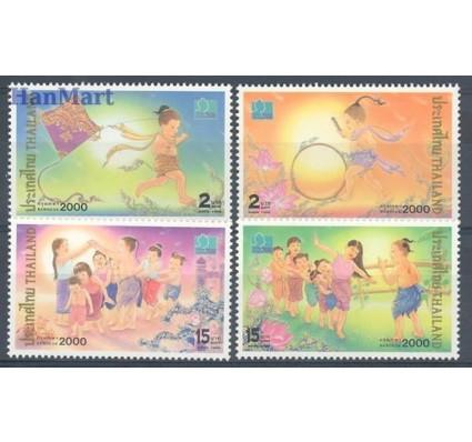 Znaczek Tajlandia 1999 Mi 1909-1912 Czyste **