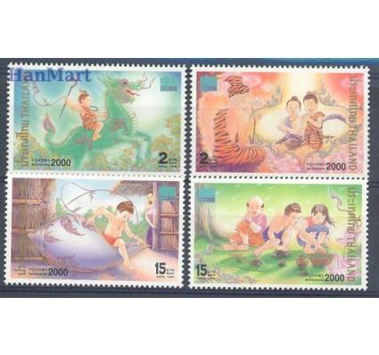 Znaczek Tajlandia 1999 Mi 1936-1939 Czyste **