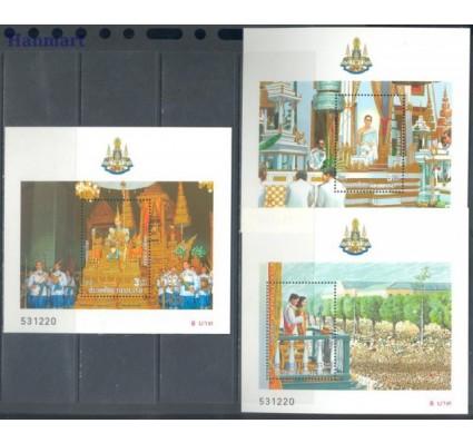 Znaczek Tajlandia 1996 Mi 80-83 Czyste **