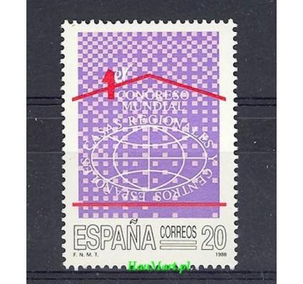 Znaczek Hiszpania 1988 Mi 2839 Czyste **