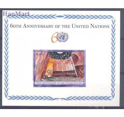 Znaczek Narody Zjednoczone Nowy Jork 2005 Mi bl 25 Czyste **