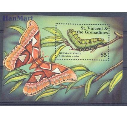 Znaczek Saint Vincent i Grenadyny 2001 Mi bl 576 Czyste **