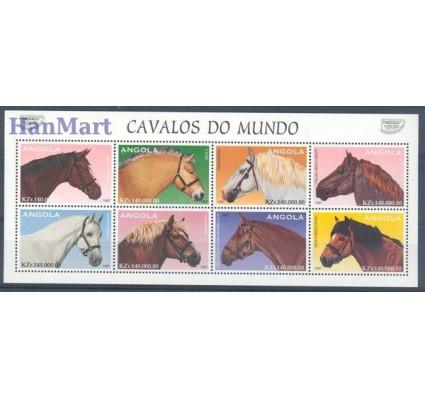 Znaczek Angola 1997 Mi 1139-1146 Czyste **