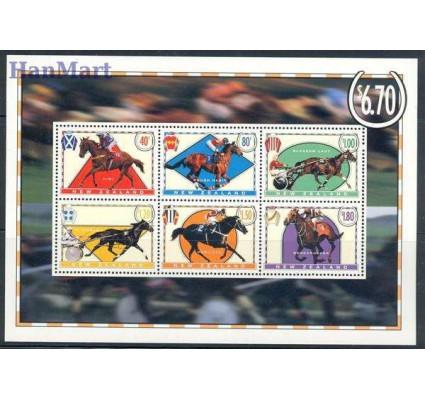 Znaczek Nowa Zelandia 1996 Mi 1475-1480 Czyste **
