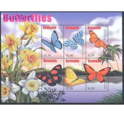 Znaczek Grenada 2002 Mi 5071-5076 Czyste **