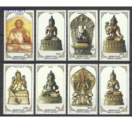 Znaczek Mongolia 1988 Mi 1982-1989 Czyste **