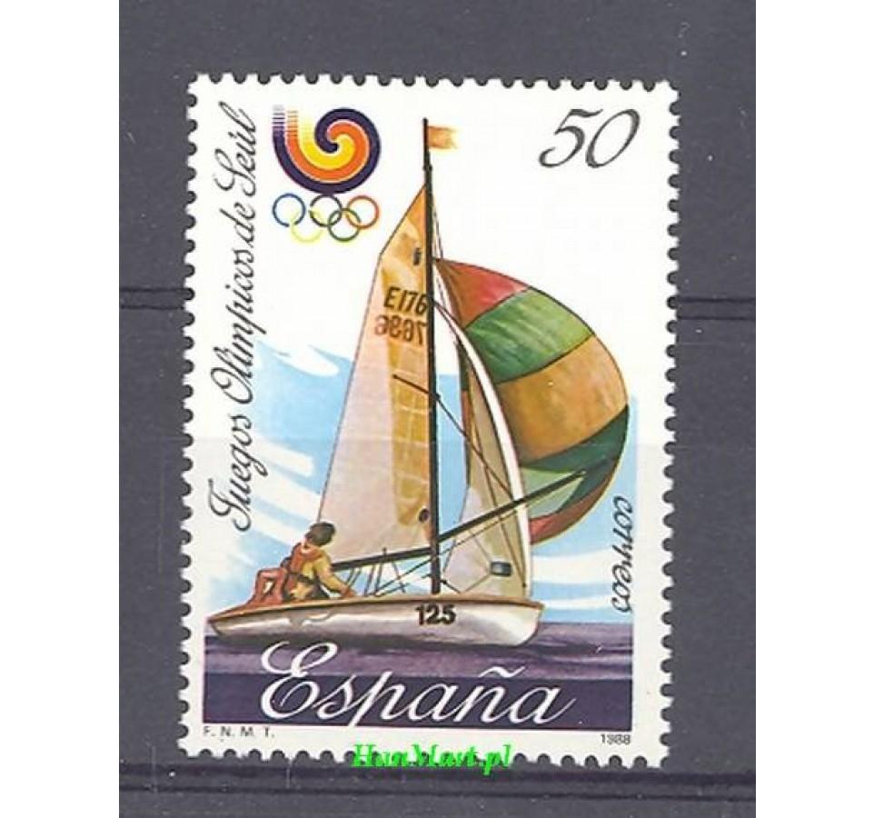 Hiszpania 1988 Mi 2840 Czyste **