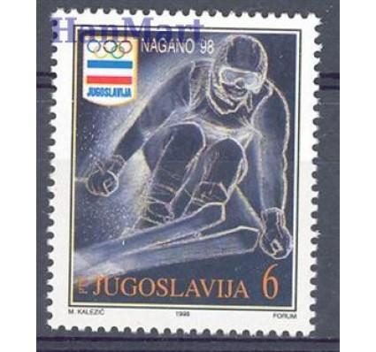 Znaczek Jugosławia 1998 Mi 2848 Czyste **