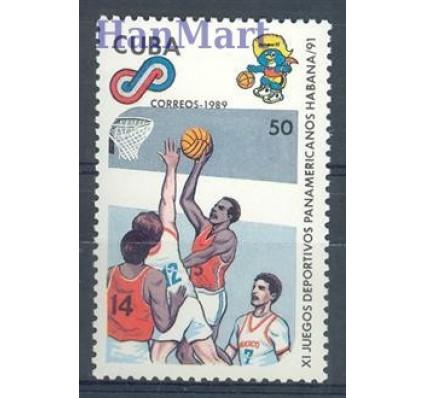 Znaczek Kuba 1989 Mi 3351 Czyste **