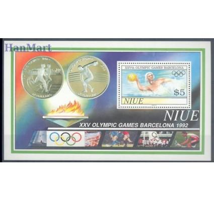 Znaczek Niue 1992 Mi bl 120 Czyste **