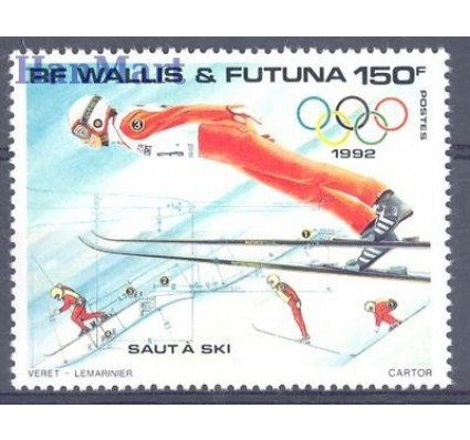 Znaczek Wallis et Futuna 1992 Mi 612 Czyste **