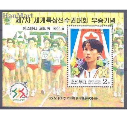 Znaczek Korea Północna 1999 Mi bl 437 Czyste **
