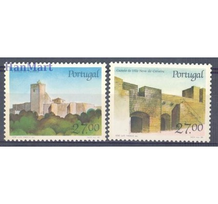 Znaczek Portugalia 1988 Mi 1752-1753 Czyste **