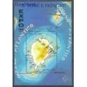 Wyspy Św. Tomasza i Książęca 1998 Mi bl 375 Czyste **
