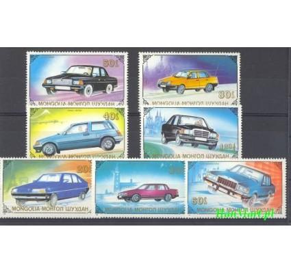 Znaczek Mongolia 1989 Mi 2065-2071 Czyste **