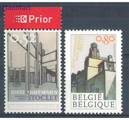 Znaczek Belgia 2007 Mi 3678-3679 Czyste **