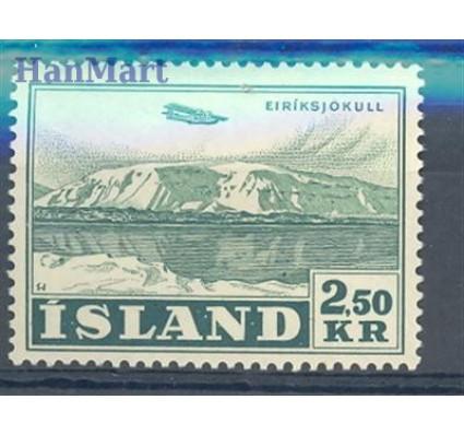 Znaczek Islandia 1952 Mi 279 Z podlepką *