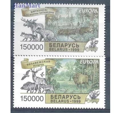 Znaczek Białoruś 1999 Mi 316-317 Czyste **