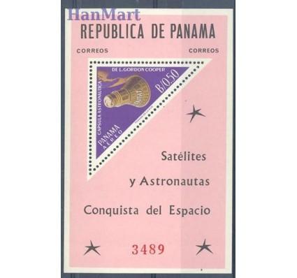 Znaczek Panama 1964 Mi bl 19 Czyste **