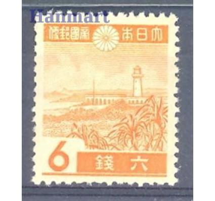 Znaczek Japonia 1939 Mi 259A Czyste **