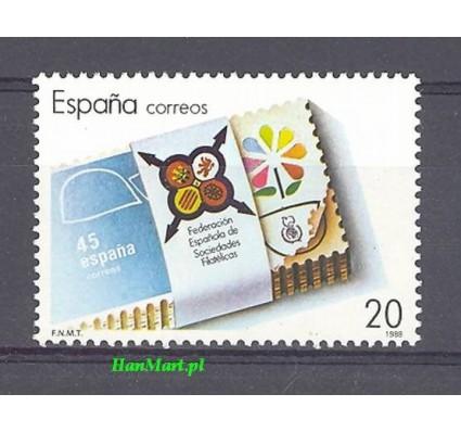 Hiszpania 1988 Mi 2843 Czyste **