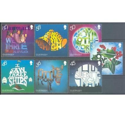 Znaczek Guernsey 2010 Mi 1325-1331 Czyste **