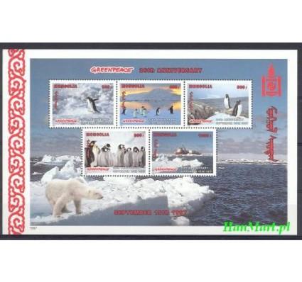 Znaczek Mongolia 1997 Mi 2678-2682 Czyste **