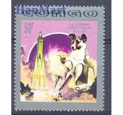 Znaczek Kongo 1992 Mi 1307 Czyste **