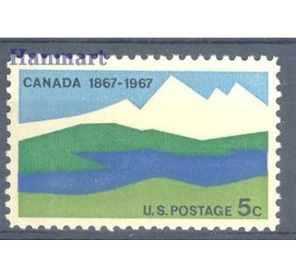 Znaczek USA 1967 Mi 921 Czyste **