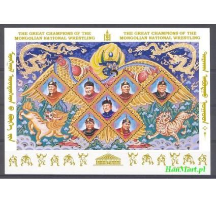 Mongolia 1998 Mi 2906-2912 Czyste **