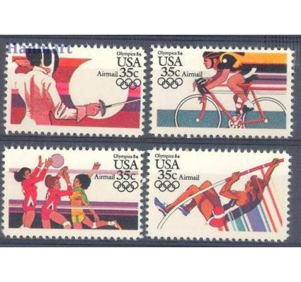 Znaczek USA 1983 Mi 1665-1668 Czyste **