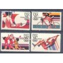 USA 1983 Mi 1665-1668 Czyste **