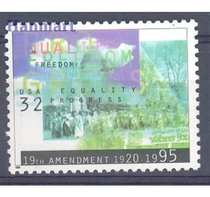 Znaczek USA 1995 Mi 2614 Czyste **