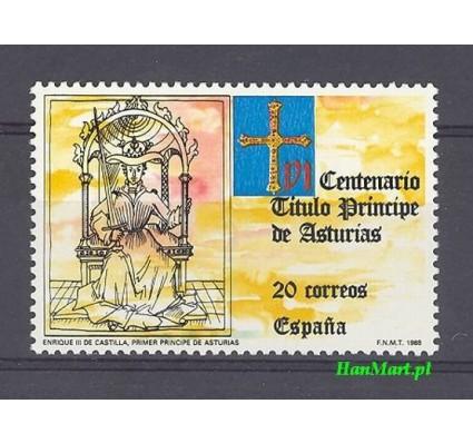Hiszpania 1988 Mi 2856 Czyste **