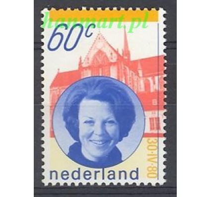 Znaczek Holandia 1980 Mi 1160C Czyste **