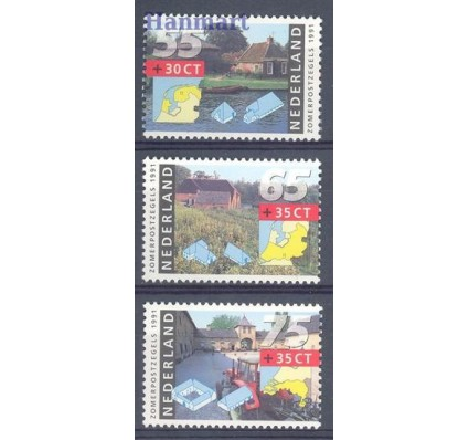 Znaczek Holandia 1991 Mi 1403-1405IA Czyste **