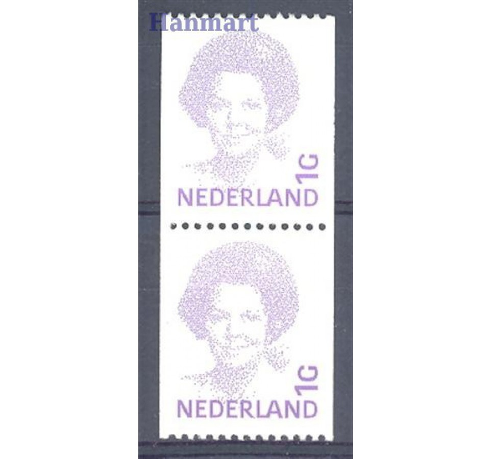 Holandia 1992 Mi 1454C Czyste **