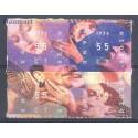 Holandia 1996 Mi 1599-1602 Czyste **