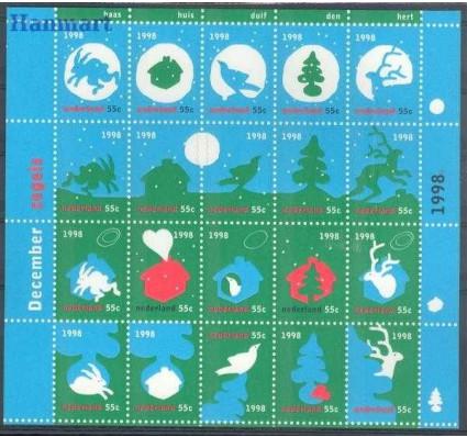 Znaczek Holandia 1998 Mi fol 1683-1702 Czyste **