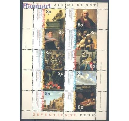 Znaczek Holandia 1999 Mi ark 1720-1729 Czyste **