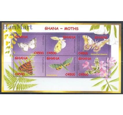 Znaczek Ghana 2002 Mi 3485-3490 Czyste **