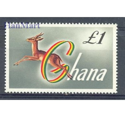 Ghana 1961 Mi 97 Czyste **