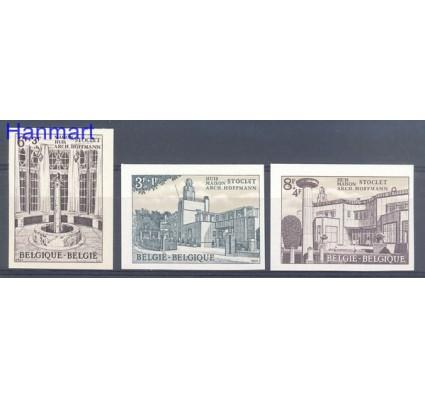 Znaczek Belgia 1965 Mi 1394-1396B Czyste **