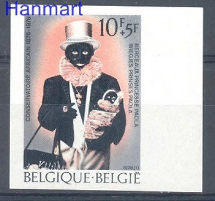 Znaczek Belgia 1976 Mi 1847B Czyste **