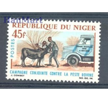 Znaczek Niger 1966 Mi 136 Czyste **