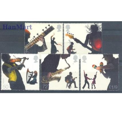 Znaczek Wielka Brytania 2006 Mi 2446-2450 Czyste **