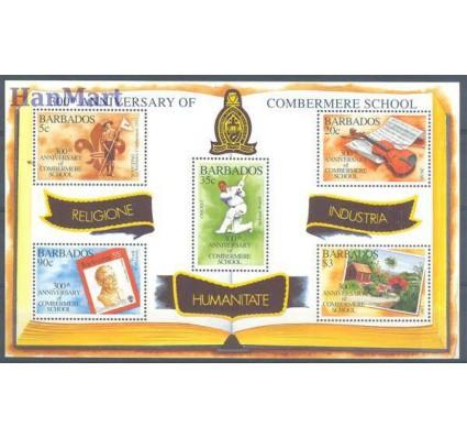 Znaczek Barbados 1995 Mi bl 31 Czyste **