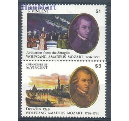 Znaczek Grenadines of St Vincent 1991 Mi 828-829 Czyste **