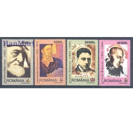 Znaczek Rumunia 2003 Mi 5737-5740 Czyste **