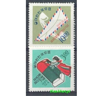 Korea Południowa 1965 Mi 513-514 Czyste **